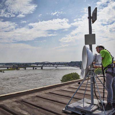 WiF4ALL - Internet via straalverbinding