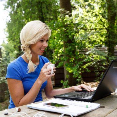 Overal en altijd WiFi. Met WiFi4ALL ben je online.