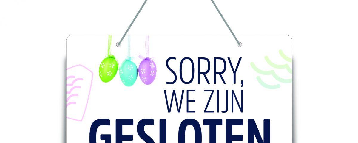 WiFi4ALL is gesloten met 2e Paasdag